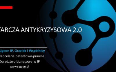 Opracowanie TARCZA ANTYKRYZYSOWA 2.0