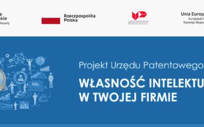 Sigeon IP wykonawcą projektu Własność intelektualna w Twojej firmie